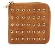 Deux Lux Patina Faux Leather Wallet