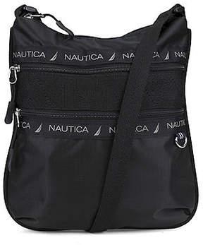 Nautica Captain's Quarters Crossbody - Black