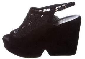 Robert Clergerie Clergerie Paris Danat Wedge Sandals