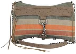Rebecca Minkoff Canvas Tan Crossbody - MULTI - STYLE