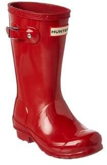 Hunter Kids' Gloss Boot.