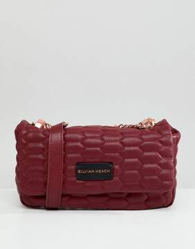 Silvian Heach Quilted Shoulder Bag