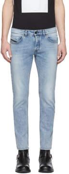 Diesel Black Gold Blue Type 2813 Jeans
