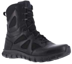 Reebok Work Men's RB8806 Sublite Cushion Tactical 8' WP ST Boot