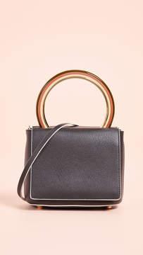Marni Circle Top Shoulder Bag