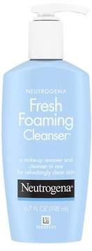 Neutrogena Fresh Foaming Skin Cleanser