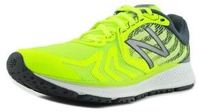 New Balance Wpace Women D Round Toe Synthetic Green Running Shoe.