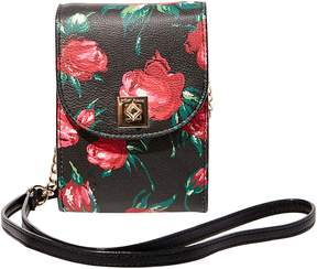 Betsey Johnson THE SLIM PHONE ORGANIZER CROSSBODY