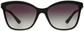 Bvlgari Acetate Cat Eye Sunglasses