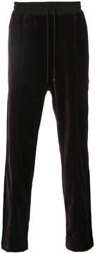 Miharayasuhiro side stripe track pants