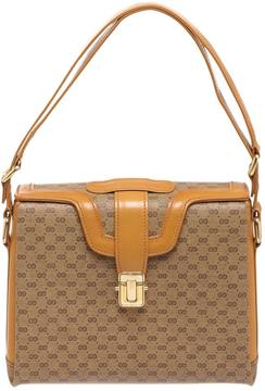 Gucci GG cloth satchel - OTHER - STYLE