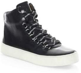 Frye Lena High-Top Hiker Sneakers