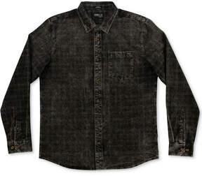 O'Neill Men's Bradley Acid Wash Denim Shirt