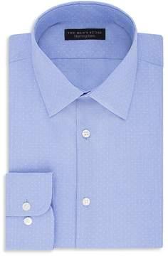 Bloomingdale's The Men's Store at Micro-Dobby Regular Fit Dress Shirt