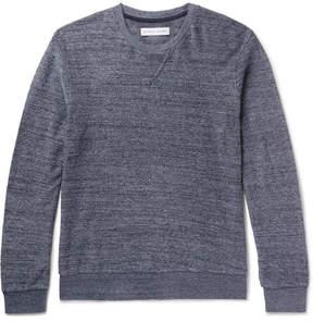 Orlebar Brown Pierce Mélange Loopback Cotton-Jersey Sweatshirt