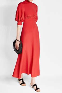 Emilia Wickstead Maxi Dress with Silk