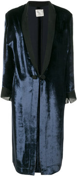 Forte Forte long smoking jacket