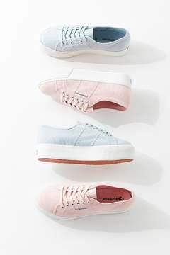Superga Pastel Platform Sneaker