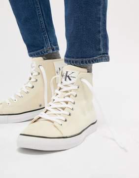 Calvin Klein Arthur Hi Top Logo Sneakers