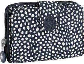 Kipling New money medium nylon wallet - DOT DOT DOT - STYLE