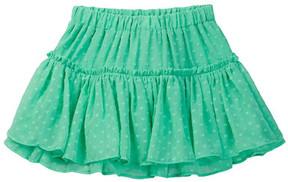 Kate Spade clipped dot skirt (Big Girls)