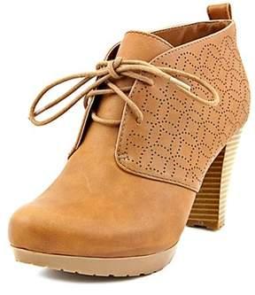 Giani Bernini Orella Women Round Toe Synthetic Ankle Boot.