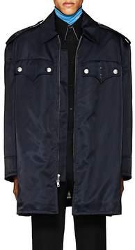 Calvin Klein Men's Tech-Twill Oversized Jacket