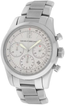 Girard Perregaux 4956 Stainless Steel Date Chronograph Automatic Watch