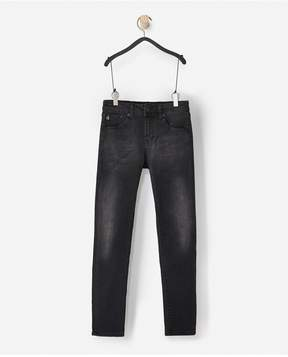 AG Jeans | The Kingston Big Boys - Night Owl | Black