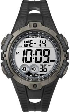 Timex Marathon Digital Full Size Watch Black Gray