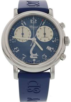 Chopard Mille Miglia 8271 Chronograph Stainless Steel Quartz Mens Watch
