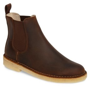 Clarks Men's Desert Peak Chelsea Boot