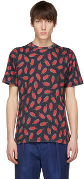 Paul Smith Black Popsicle T-Shirt
