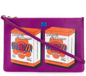 Dolce & Gabbana Cleo clutch bag