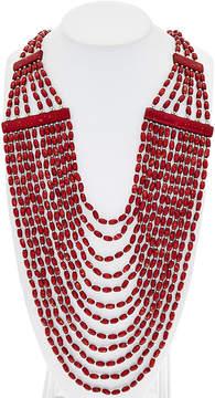 Devon Leigh Wood 44In Necklace
