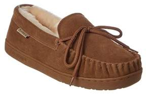 BearPaw Men's Moc Ii Suede Slipper.