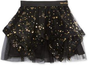 Hello Kitty Gold Foil Tutu Skirt, Toddler Girls (2T-5T)