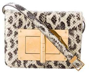 Tom Ford Snakeskin Natalia Bag