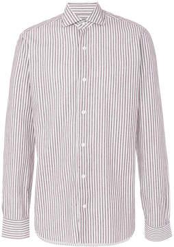 Barba striped shirt