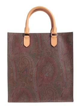 Etro Paisley Printed Shopping Bag