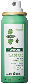 Klorane Travel Dry Shampoo with Nettle.