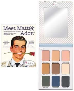 TheBalm Meet Matt(e) Ardor Matte Eyeshadow Palette