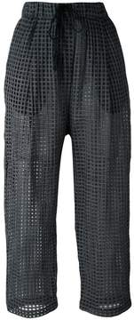 Damir Doma 'Pae' cropped trousers