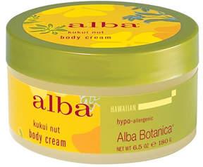 Kukui Nut Body Cream by Alba Botanica (6.5oz Cream)