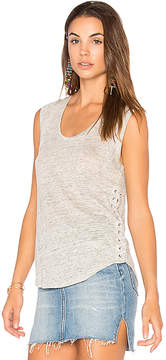 Generation Love Madge Lace Up Tank