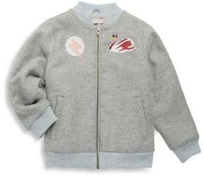 Stella McCartney Toddler's, Little Girl's & Girl's Dusty Swan Jacket