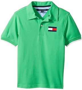 Tommy Hilfiger Jimmy Stretch Pique Polo Boy's Clothing