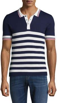 Parke & Ronen Men's Full Fashion Cotton Polo