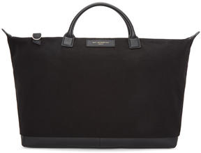 WANT Les Essentiels Black Hartsfield Weekender Tote