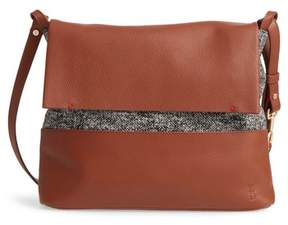 ED Ellen Degeneres Medium Brea Crossbody Bag - Brown